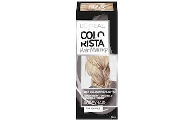 L'Oréal Paris Colorista Hair Makeup #Grey väliaikainen poispestävä hiusmeikki