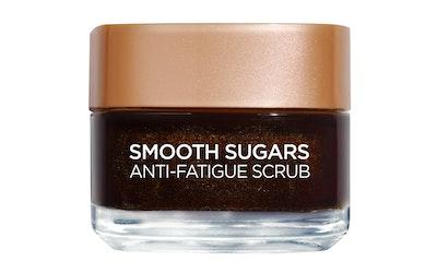 L'Oréal Paris Smooth Sugars sokerikuorinta 50ml Anti-Fatigue Scrub