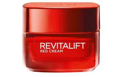 L'Oréal Paris Revitalift päivävoide 50ml Energisoiva punainen anti-age