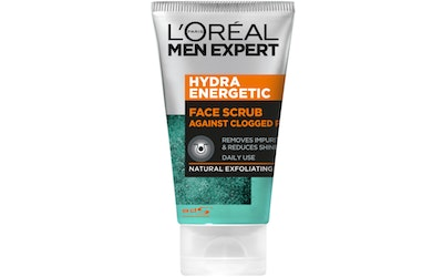 L'Oréal Paris Men Expert kuorintageeli 100ml Hydra Energetic