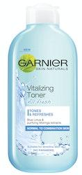 Garnier Skin Active 200ml All Fresh kasvovesi normaalille ja sekaiholle