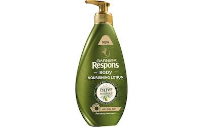 Garnier Respons Body Mythic Olive Nourishing lotion vartaloemulsio erittäin kuivalle iholle 250ml