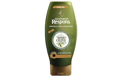 Garnier Respons hoitoaine 400ml Mythic Olive erittäin kuiville ja käsitellyille hiuksille