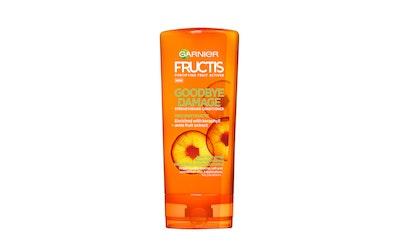 Garnier Fructis hoitoaine 200ml Goodbye Damage vaurioituneille ja elottomille hiuksille
