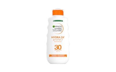 Garnier Ambre Solaire aurinkosuojaemulsio 200ml Sun Protection Milk SK30