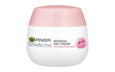 Garnier Skin Active Moisture+ Botanical 50ml Rose rauhoittava päivävoide - kuva