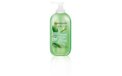 Garnier Skin Active Botanical GreenTea tasapainoittava puhdistusgeeli 200ml