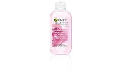 Garnier Skin Active Botanical puhdistusmaito 200ml Rose rauhoittava