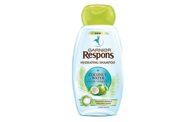 Garnier Respons shampoo 250ml Coconut Water & Aloe Vera Gel
