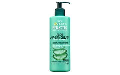 Garnier Fructis 400ml Aloe Air-Dry Cream hiuksiin jätettävä voide pitkille hiuksille