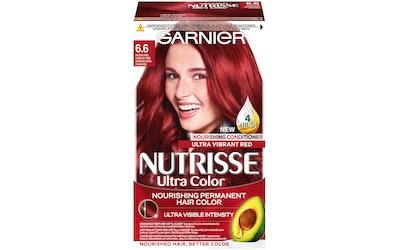 Garnier Nutrisse 6.60 Ultra Color Intensiivinen Punainen kestoväri