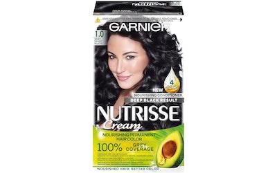 Garnier Nutrisse kestoväri 1.0 Musta