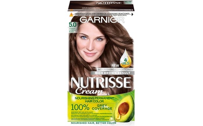 Garnier Nutrisse kestoväri 5.0 Ruskea