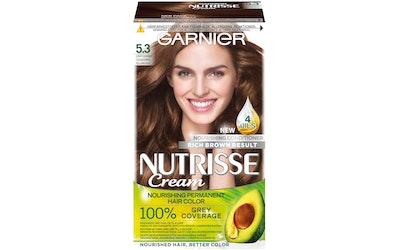 Garnier Nutrisse kestoväri 5.3 Kullanruskea