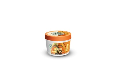 Fructis hair food hiusnaamio 390ml Papaye - kuva