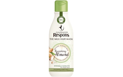Garnier Respons hiusnaamio 250ml The Milk Mask Nourishing Almond
