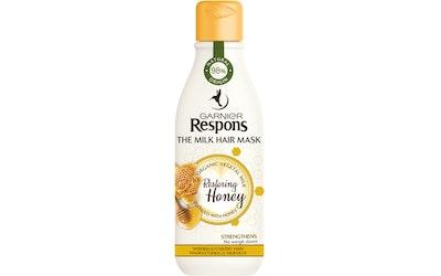 Garnier Respons hiusnaamio 250ml The Milk Mask Restoring Honey
