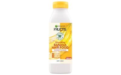 Garnier Fructis Hair Food Banana hoitoaine kuiville hiuksille 350ml