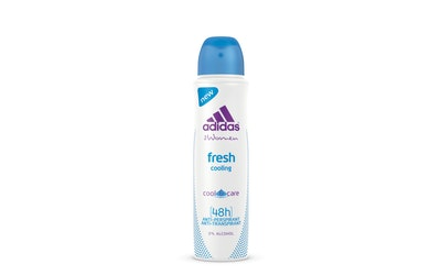 Adidas for women fresh cooling cool & care 48 h Anti-perspirant spray 150ml