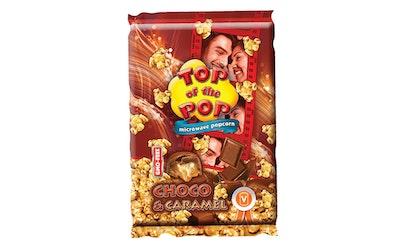 AST Mikropopcorn suklaan ja karamellin makuinen 100g