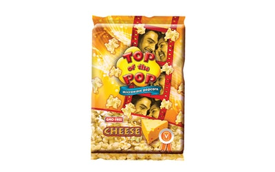 AST Mikropopcorn juuston makuinen 3x100g