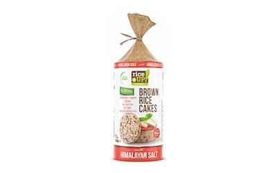 Rice UP täysjyväriisikakku 120g himalajan suola