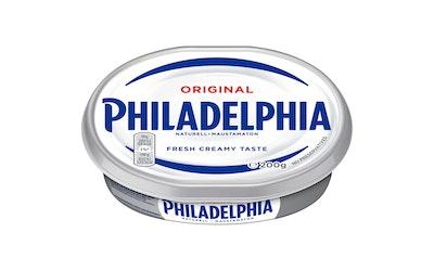 Philadelphia original tuorejuusto 200g maustamaton