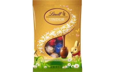 Lindt Lindor minimunat suklaasekoitus pussi 100g