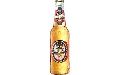 Coopers Original Cider 5,3% 0,33l