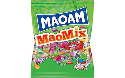 MAOAM Mao Mix 180g hedelmätoffee