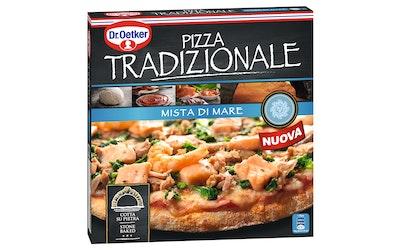 Dr.Oetker Tradizionale pizza 395g mista di mare