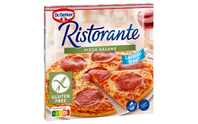 Ristorante pizza 315g salame gluteeniton