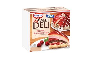 Dr.Oetker My Sweet Deli 650g Rasberry Mascarpone Cake pakastekakku