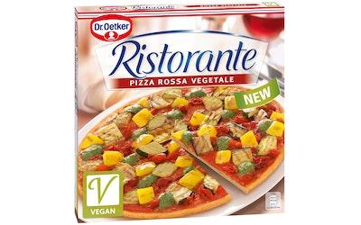 Dr. Oetker Ristorante rossa vegetale vegana pizza 335g pakaste