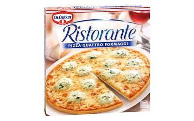 Ristorante Quattro Formaggi Pizza 340g