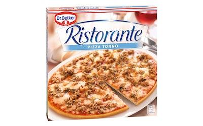 Ristorante pizza 355g tonno