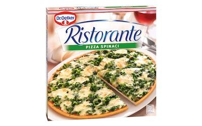 Ristorante pizza 390g spinaci