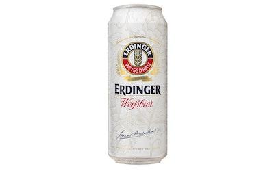 Erdinger hefe weissbier 5,3% 0,5l