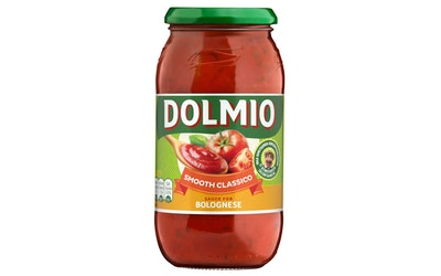Dolmio pastakastike 500g smooth classico