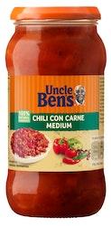 Uncle Ben's kastike 450g chili con carne medium