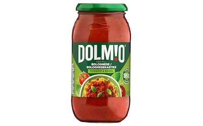 Dolmio tomaatti-basilikakastike 500g