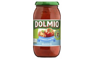 Dolmio pastakastike 500g classico low fat