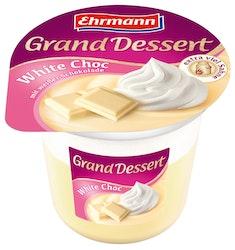 Ehrmann grand dessert valkosuklaa 190g