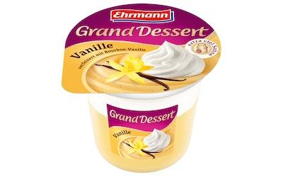 Ehrmann Grand Dessert 190g vanilja