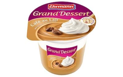 Ehrmann grand dessert 190g café au lait