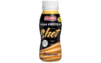 Ehrmann High Protein Shot 250ml karamelli