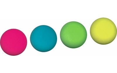 Kumipallo Flummi pimeässä hohtava väriilajitelma
