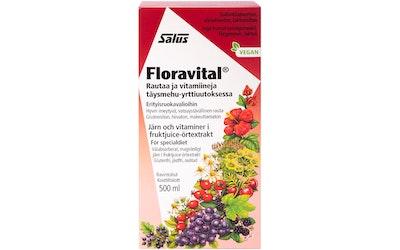 Salus Floravital 500ml rautavalmiste