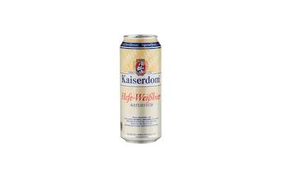 Kaiserdom Hefe-Weissbier 4,7% 0,5l tlk