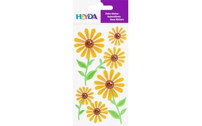 Tarra-arkki, Kukat keltainen